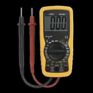 Sealey-Professional-Digital-Multimeter-6-Function-Tester-Electrician-Electr