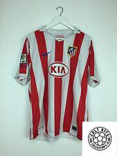 ATLETICO MADRID 10/11 Home Football Shirt (XL) Soccer Jersey Nike