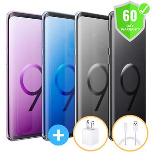 Samsung Galaxy S9 G960U | Factory Unlocked | GSM ATT T-Mobile | 64GB | Excellent
