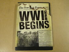 2-DISC DVD / WWII BEGINS