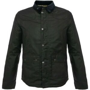 WAX-REELIN-JACKET-BARBOUR-Giacca-uomo-Barbour-Materiale-100-cotone-Made-in-UK