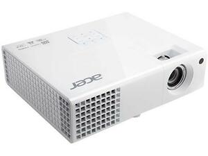 Acer Certified X1373WH MR.JJZ11.009 LED Projector, 3000 Lumens, 13000:1 Contrast