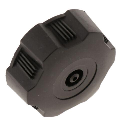 Black Gas Tank Cap Cover Fuel Filler Door for 50cc 125cc ATV Quads
