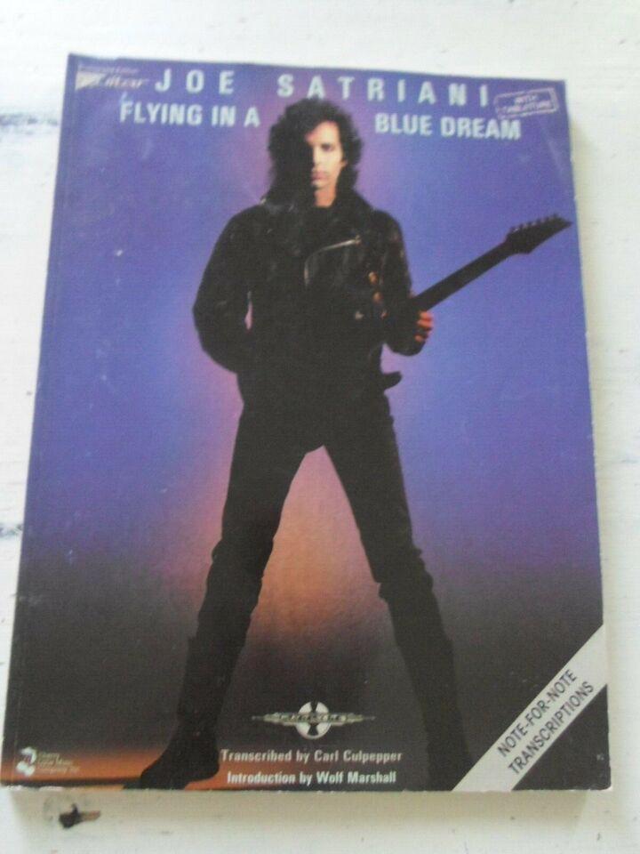Joe Satriani, Flying in a Blue Dream