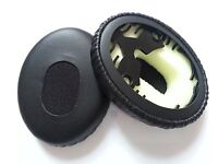 Black For Bose Quietcomfort 3 Qc3 1 Pair Replacement Earpad Cushion Ship From Us
