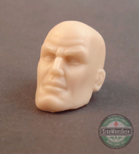 "ML135 Custom Cast head use with 6/"" Marvel Legends action figures"