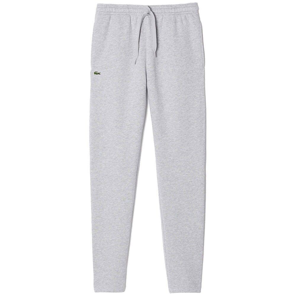 Lacoste Abbigliamento LACOSTE PANTALONE men COTONE grey XH761100-CCA grey m