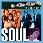 WCBS FM: Motown, Soul and Rock N Roll - Soul by Various Artists (CD, Mar-2006, Collectables)