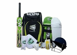 CRICKET-BAG-BACKPACK-Green-Black-Free-Shipping-AU-Stock-CW