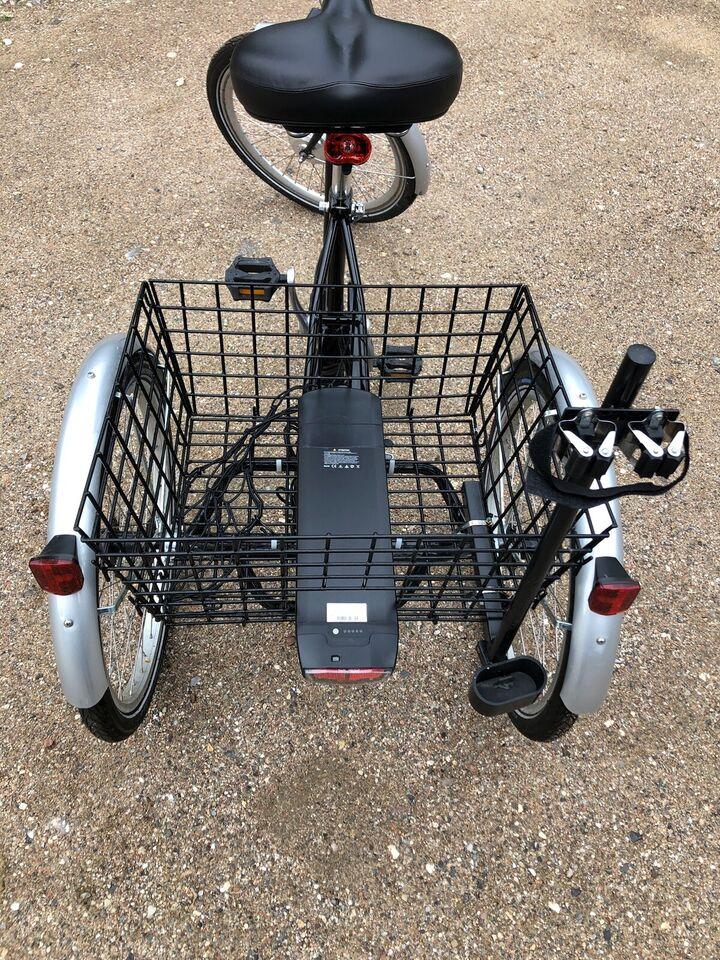 Herrecykel, andet mærke B3 + L, 3 gear