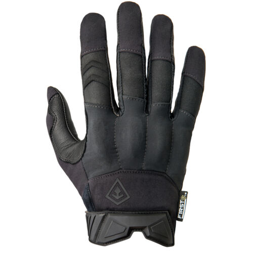 First Tactical duro Knuckle Polizia Sicurezza Esercito Combattimento Touchscreen Guanti Nero