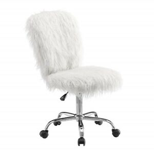 Makeup Vanity Chair Accent Bathroom Bedroom Stool Desk Seat With Wheels Rolling Ebay