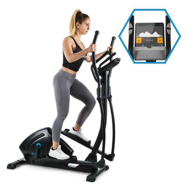 [OCCASION] Vélo appartement elliptique Bluetooth Volant inertie 18kg Entrainemen