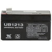 Upg 12v 1.3ah High Tech Pet Backup Battery For High Tech Pet Power Pet Doors on sale
