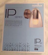 Designer Wandleuchten Nordlux Ip S7 Chrom Ebay