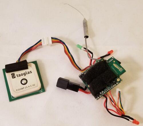 OEM Sky Viper Drone V2450 GPS Power Board PCB W//LED Antenna SkyRocket 000009-03