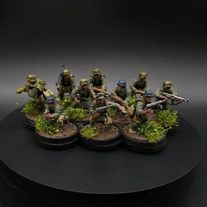 Painted-28mm-Bolt-Action-German-Grenadiers-10-squad-1-tabletop-standard
