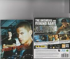 PRISON BREAK THE CONSPIRACY  PLAYSTATION 3 PS3
