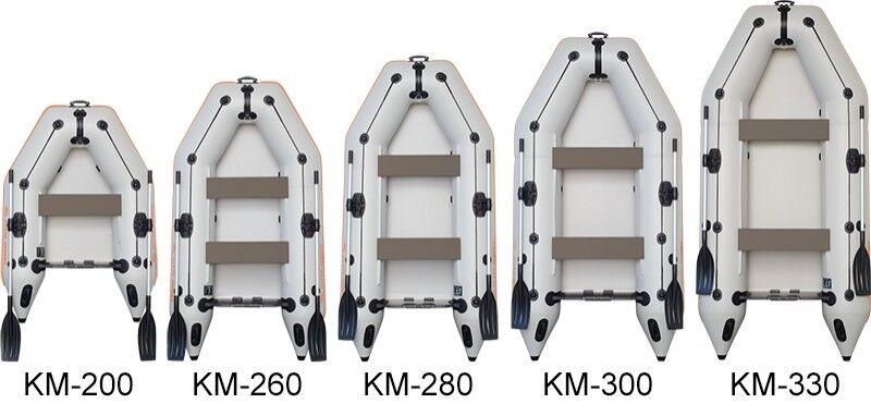 BRAND NEW Inflatable Dinghy Boat Kolibri КМ-280..