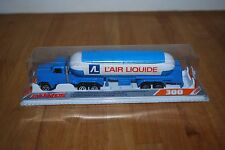 Majorette  300 L'Air Liquide Gas Wagon  Mint In Blister Box