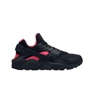 9aeef27eb707 Nike Air Huarache Run (Black Anthracite-Solar Red) Men s Shoes ...