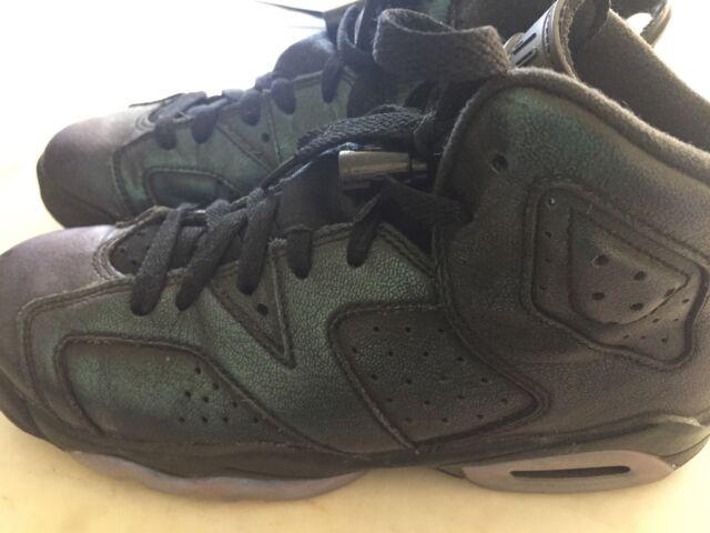 finest selection e0f22 cf644 Air Jordan 6 Retro AS BG Basketball Shoes 5.5 - Retail  180