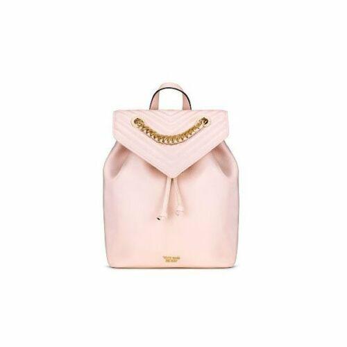 Secret quilt 667546820730 Victoria's V Angel Pebbled Backpack Pink 0mnOv8yNw