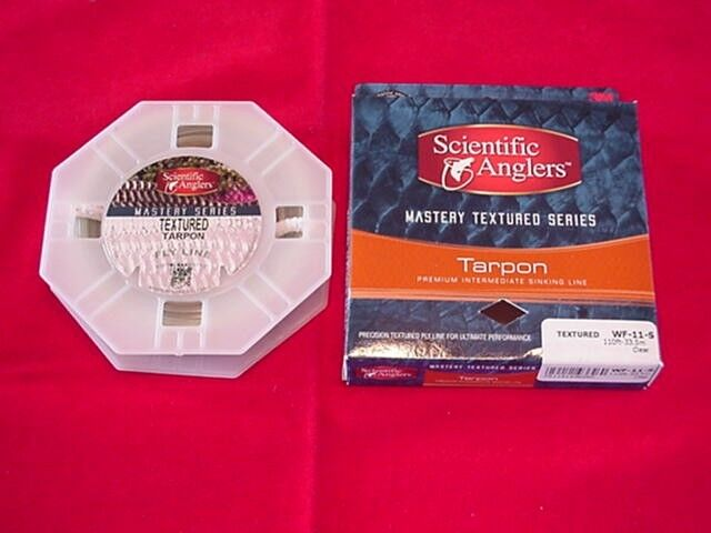Scientific Angler Fly Line Texturosso TARPON WF12S GREAT nuovo