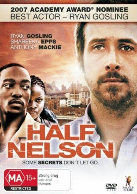 Half Nelson (DVD, 2007) - VGC
