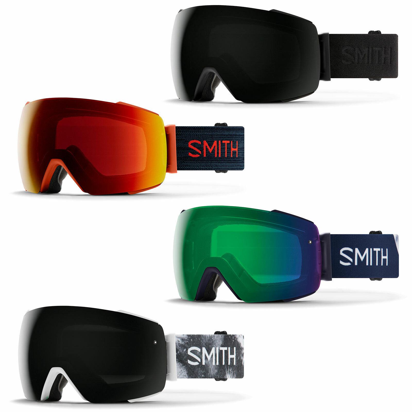 Smith I   eller Mag Snowboard Goggles med magnetisk utbytesglasåka skidorda