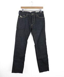Men-039-s-Diesel-Koolter-Dark-Wash-Jeans-Size-W-30-L-34
