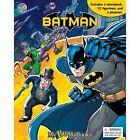 Batman My Busy Books - English Edition Good Book ISBN 97827643207