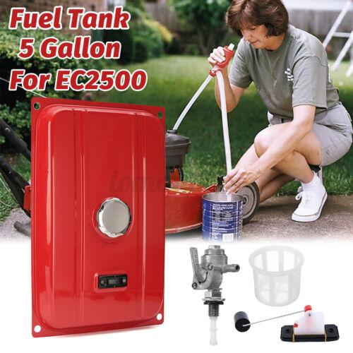 5 Gallon Universal Gas Tank Fuel Filter Cap Petcock Gauge Generator For