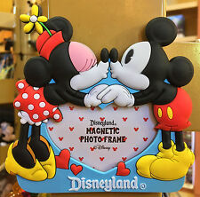 Disney Magnetic Soft Touch Photo Frames Mickey Mouse Magnet