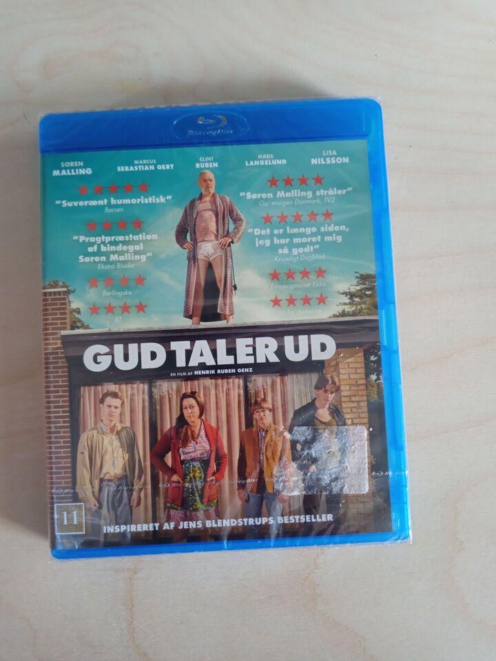 Gud taler ud, instruktør Henrik Ruben Genz, Blu-ray