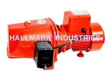 Shallow Well Jet Pump w/Pressure Switch 1/2HP 12.5GPM, heavy duty, 115/230V