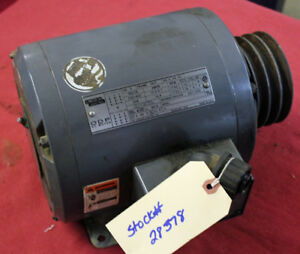Press-Drive-Single-Speed-Lincoln-Electric-5-HP-Strippit-Part-8301098-000