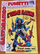 Uomo Ragno Star Comics N.11 Con Bollino Ottimo