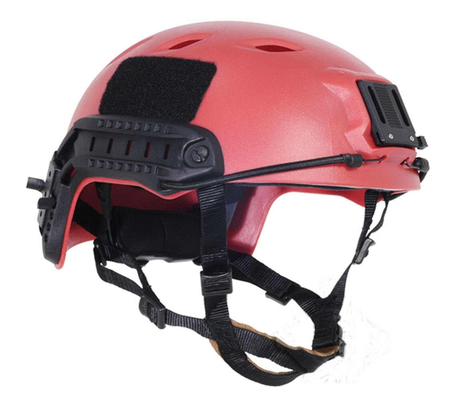 NEW Airsoft GS Predective Base Red Jump Helmet PROP TA285 L XL