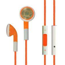 ORANG EARPHONES volume Control 3.5mm Jack FOR APPLE IPHONE IPOD ITOUCH IPAD Gene
