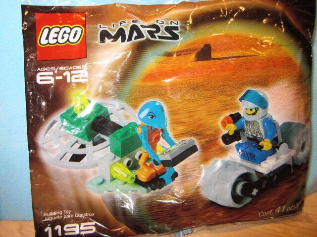 1195 LEGO Life on Mars