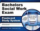 Bachelors Social Work Exam Flashcard Study System 9781621208617 Cards