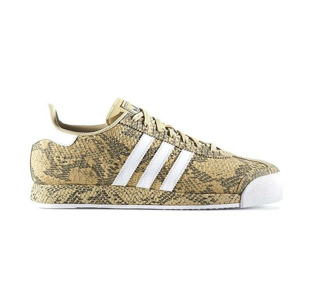 Adidas Originals Samoa + /3 Piel De Serpiente Para hombre Zapatillas /3 + nos 6.5 7f996b