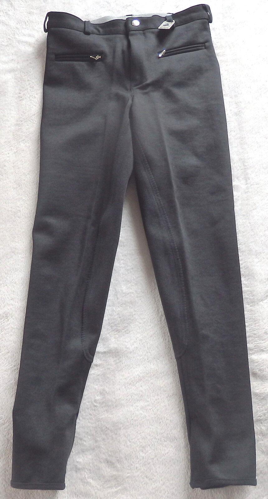 Kyron Softshell reithose, 3 3 3 4 ribete de pleno, negro, talla 42, Alexa invierno, (d99) 217bda