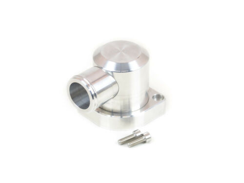 Canton 80-052 Billet Aluminum Swivel Water Neck 90 Deg Outlet For GM LS1 and LS6
