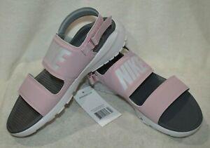 Tanjun Plum Chalk/Grey Sandals