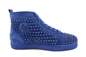 Christian Louboutin Atlantic Blue Matte