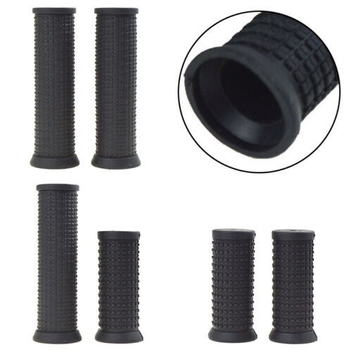 Bicycle Universal Handlebar Grips TPR Rubber Thro Shifter Bike 22.2mm Bar Handle