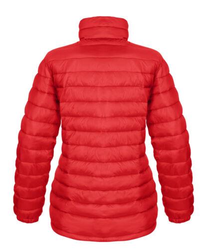 Rosso Giacca Risultato donna Jack R192f M Ice stile da C imbottita 12 Puffa Trapuntata FHHqwZP