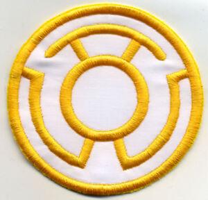 3-5-034-Yellow-Lantern-Corps-Classic-Style-Iron-On-Patch